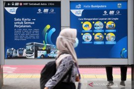 JakLingko targetkan integrasi transportasi DKI Jakarta Agustus 2021
