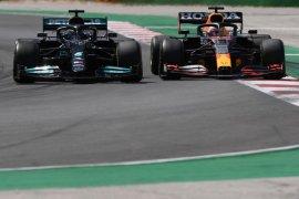 Verstappen akui Red Bull tak cukup cepat kejar Mercedes di Portimao