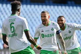 Saint-Etienne pastikan aman dari degradasi otomatis Liga Prancis