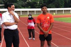 PASI janjikan bonus bagi Zohri-Sapwaturrahman jika pecahkan rekor