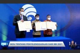 """Dorong konsumsi, pemerintah kampanyekan """"Hari Bangga Buatan Indonesia"""""""