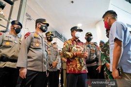 Polda Sulsel  siagakan 3.200 personel untuk penyekatan perbatasan