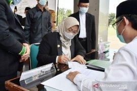Bupati Bogor ingatkan Baznas soal penggunaan dana zakat
