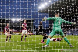 Liga Inggris: Dua gol Michail Antonio menangkan West Ham  atas Burnley