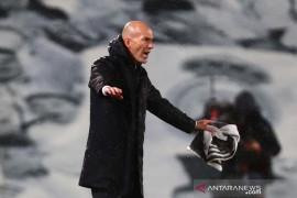 Zidane akan tinggalkan Real Madrid akhir musim ini