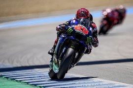 Selesai operasi arm pump, Quartararo berharap fit untuk GP Prancis