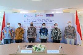 Pelindo 1 jalin kerja sama kembangkan Kuala Tanjung PIE