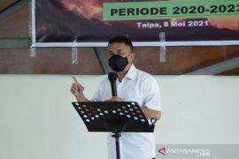 Wali kota harap Kerukunan Jawa Kristen dukung pembangunan Kota Palu