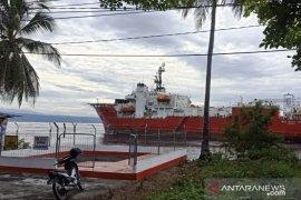 Kapal pemasang kabel FO Telkom tabrak rumpon nelayan di Luwuk