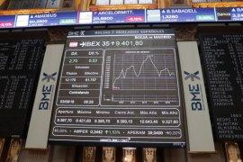Saham Spanyol untung lagi, Indeks IBEX 35 naik 0,86 persen