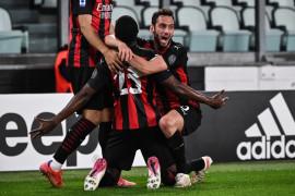 Liga Italia - Juventus tumbang 0-3 dari tamunya AC Milan