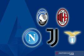 Klasemen Liga Italia: persaingan empat besar terus memanas
