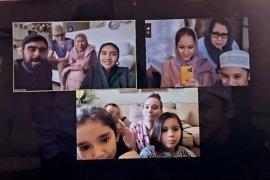 BCL berlebaran virtual bersama keluarga besar