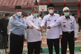 544 narapidana di Sulbar peroleh remisi khusus Idul Fitri 1442 Hijriah