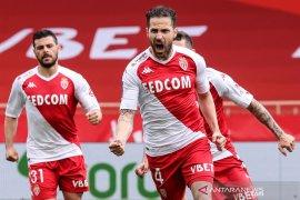 Lewati tim kasta keempat, Monaco tantang PSG di final Piala Prancis