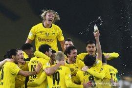 Dortmund juara DFB Pokal selepas hajar Leipzig 4-1