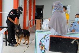 Anjing pelacak disiagakan antisipasi narkoba masuk ke Rutan Makassar