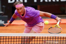 Italian Open: Singkirkan Zverev, Nadal melaju ke semifinal