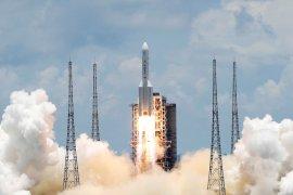 China cetak sejarah berhasil kirimkan kapal luar angkasa ke planet Mars