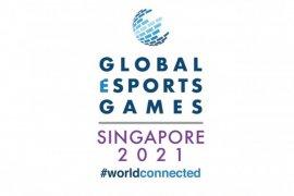 Singapura jadi tuan rumah Global Esports Games tahun ini