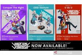 """NIJISANJI ID rilis proyek musik """"Virtual on Voyage"""""""
