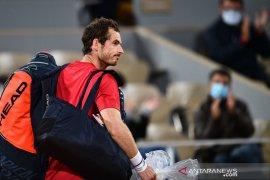 Murray absen di French Open, siap hadapi turnamen lapangan rumput