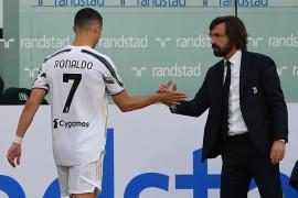 Pirlo yakin peluang Juve finis empat besar masih ada