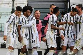 Klasemen Liga Italia setelah Juventus kembali ke empat besar