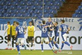Klasemen Liga Jerman: Schalke bantu Leipzig kunci tiket Champions