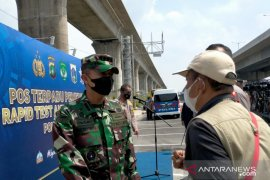 Kodam Jaya terjunkan 2.500 personel bantu hadapi arus balik