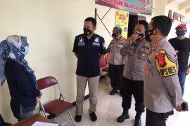 Tujuh pemudik di Makasar Jakarta Timur reaktif COVID-19