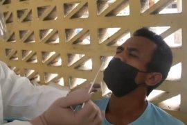 Polsek Pulogadung sediakan posko tes usap antigen bagi pemudik