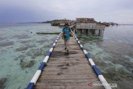 BTNKT: Objek wisata Togean sepi pengunjung momen libur lebaran