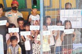 YBM PLN NTB salurkan bantuan kepada 2.955 penerima manfaat Ramadhan