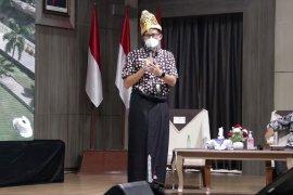 Sandiaga: Ekonomi kreatif harus selamatkan perekonomian nasional