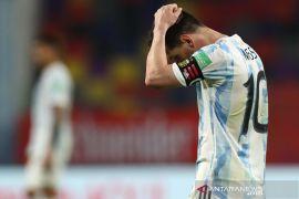 Lionel Messi akui khawatir tertular COVID-19 jelang laga  perdana Argentina