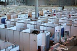 Rusia laporkan 14.723 kasus harian COVID-19, tertinggi sejak 13 Februari