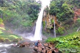 Kabupaten Rejang Lebong kembangkan Air Terjun Tri Sakti