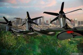 Taksi terbang Archer resmi  diluncurkan