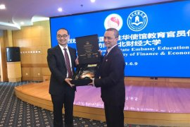 Indonesia dapat tawaran pelatihan bidang kemaritiman  dari Dalian