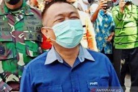 Ribuan karyawan hotel dan restoran di Palembang divaksin COVID-19