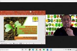 Mahasiswa Polbangtan Yoma harus paham standar mutu perusahaan benih