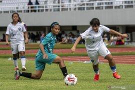 Semifinal Women Sriwijaya FC Championship 2021