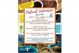 Festival Indonesia di kota Aurons, Prancis