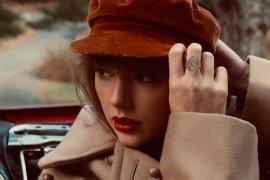 Taylor Swift umumkan tanggal peluncuran rekaman ulang album \'Red\'