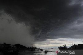 BMKG perkirakan hujan ringan di Bandarlampung