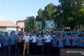 Dishub NTB menjadikan Lombok Taksi contoh angkutan umum terapkan CHSE