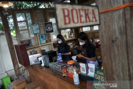 Sejumlah restoran di Kota Yogyakarta pilih tutup saat perpanjangan PPKM