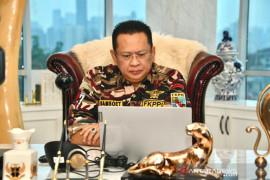 Bamsoet: Tegur kepala daerah belum realisasikan dana penanganan COVID-19