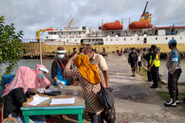 Kapal perintis di Kepri berhenti beroperasi
